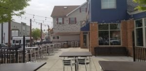 Al Fresco Dining at State Fare in Catonsville