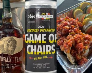 new specials at state fare