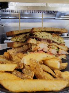 maryland club sandwich state fare